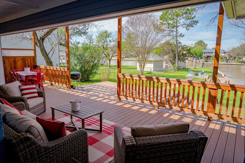 The Cottage on Lake Granbury, vacation rental in Godley