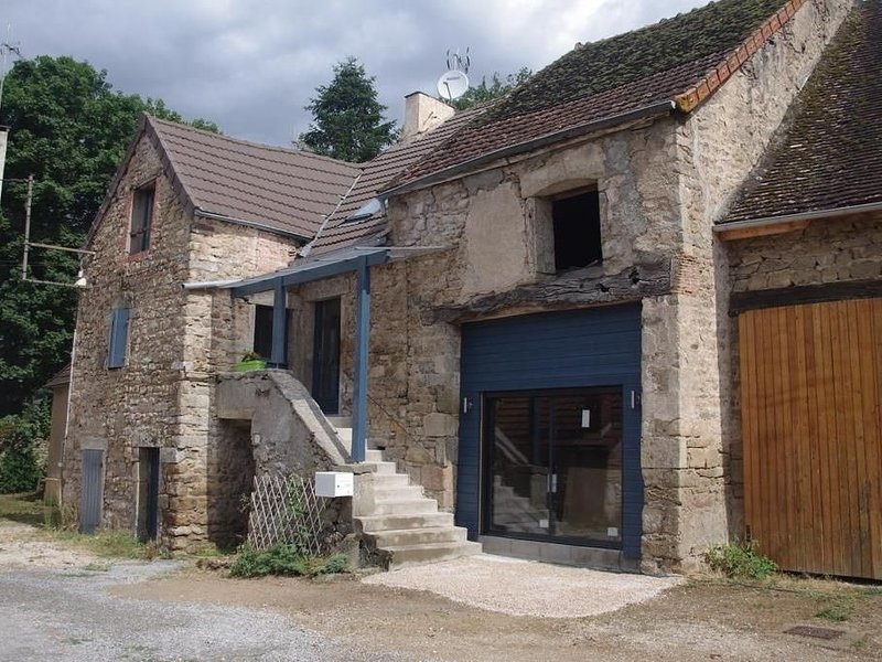 La Grangette en Bourgogne, holiday rental in Saint-Sernin-du-Plain