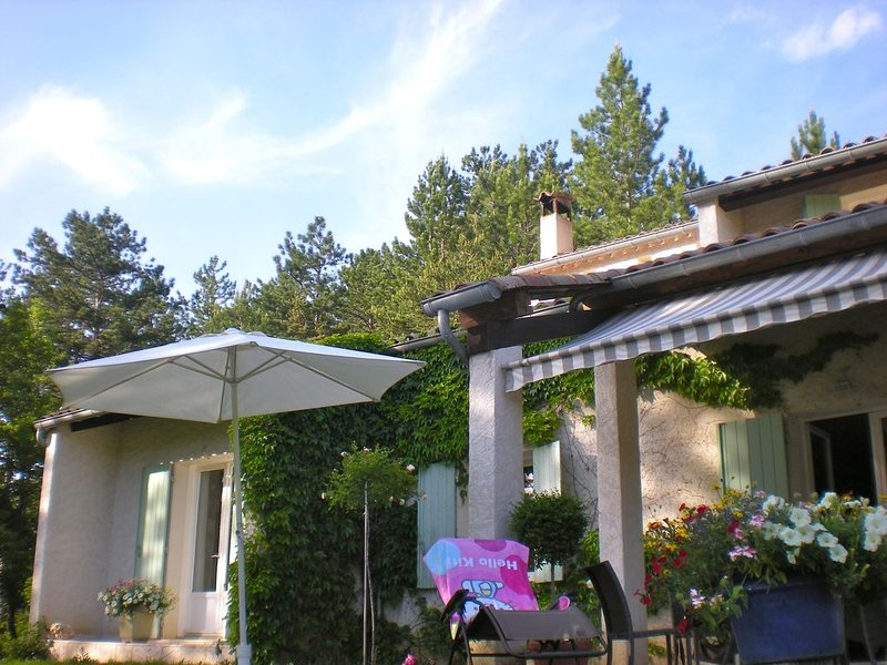 Location de vacances du Plantier, vacation rental in Sigoyer