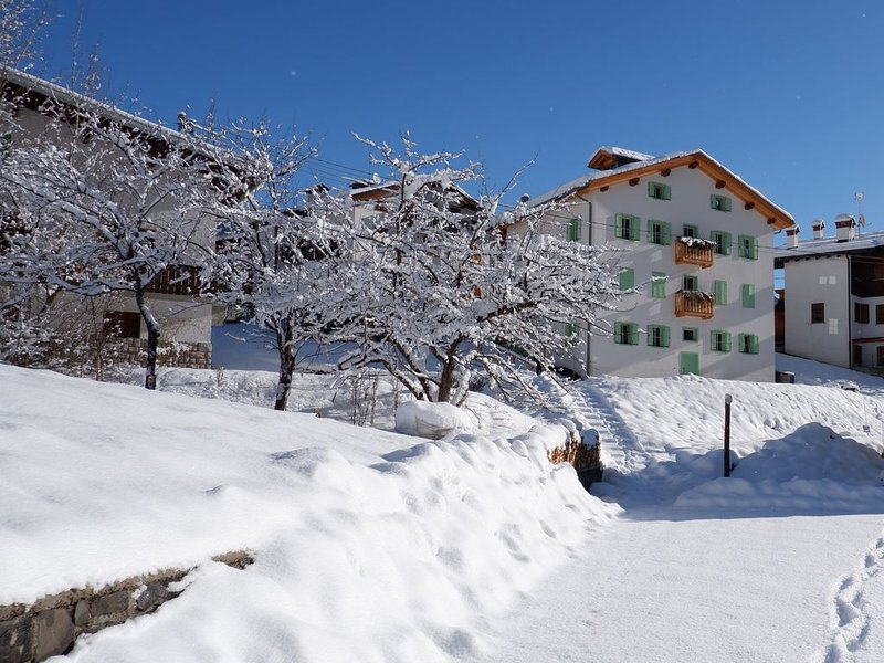 [NEW - Dolomites/SellaRonda] Apartment in 120year historic house!, holiday rental in Selva di Cadore