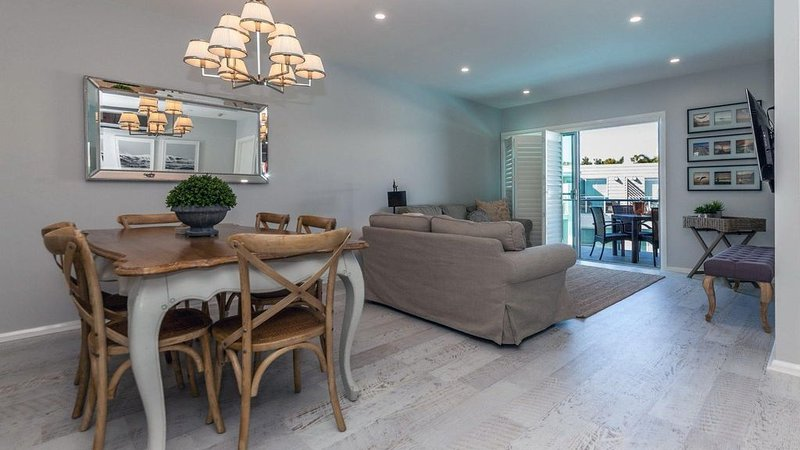 Hamptons Retreat * Unit 259A Pacific Blue, holiday rental in Boat Harbour