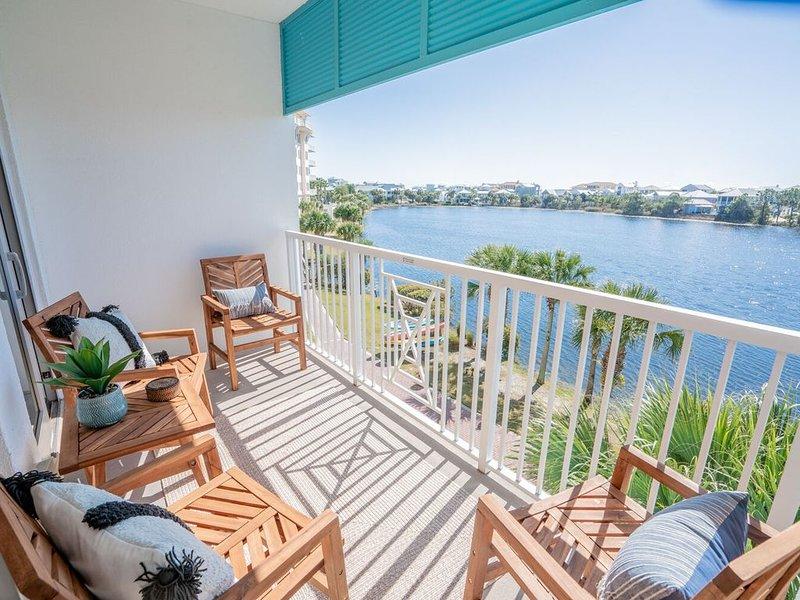 Paradise 30A~Sea La Vie~water views~community pool~book now!, location de vacances à Ebro
