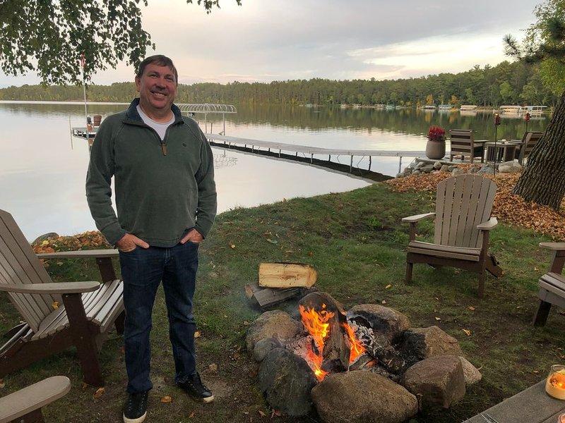 Mantrap Retreat on Lakefront, alquiler vacacional en Park Rapids