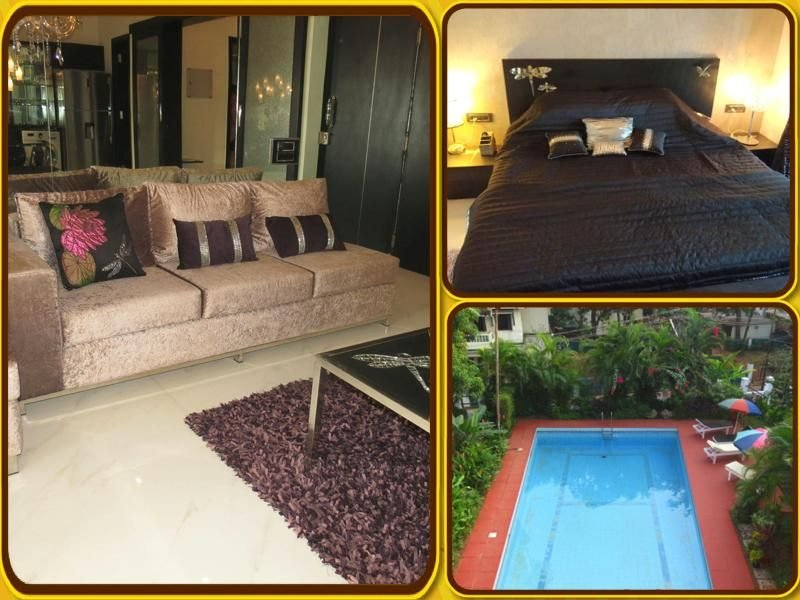 This beautiful location will warm your hearts and make your stay all the more pl, location de vacances à Candolim