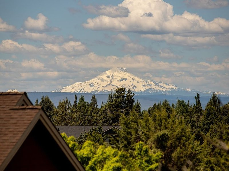 Awesome Mountain View -  New Jacuzzi Hot Tub, holiday rental in Redmond