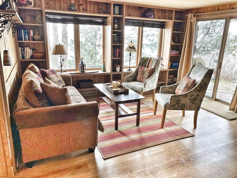 Breathtaking  Mountaintop Retreat, vacation rental in Evergreen