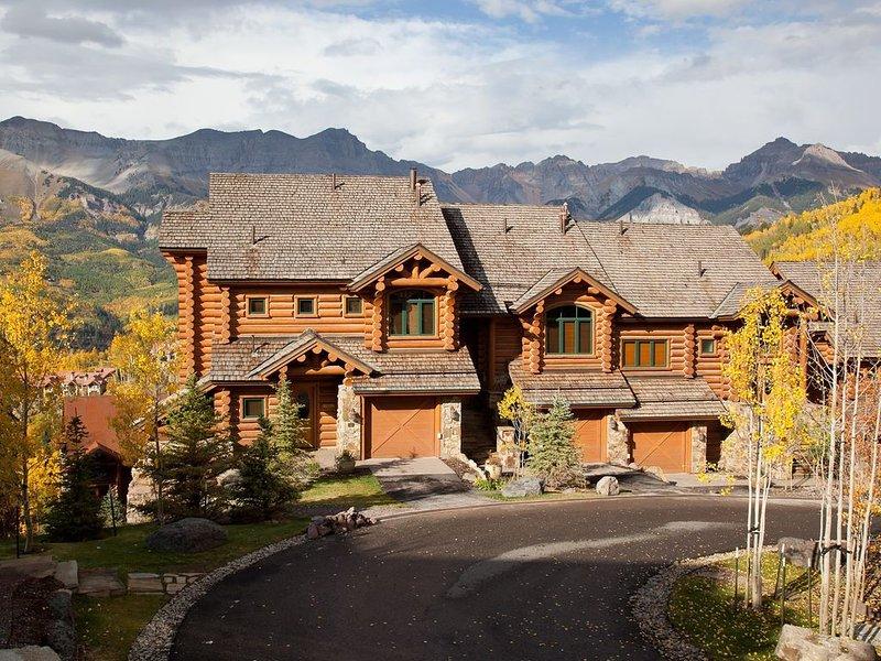 TRISTANT 115 - Luxury Townhome, Mountain Village, Ski-In/Ski-Out & Gym & Hot Tub, location de vacances à Mountain Village