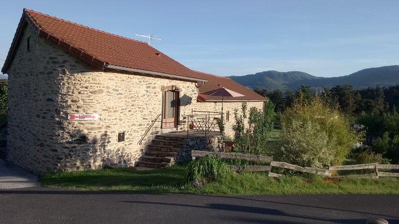 Gîte l'Annexe, location de vacances à Bas-en-Basset