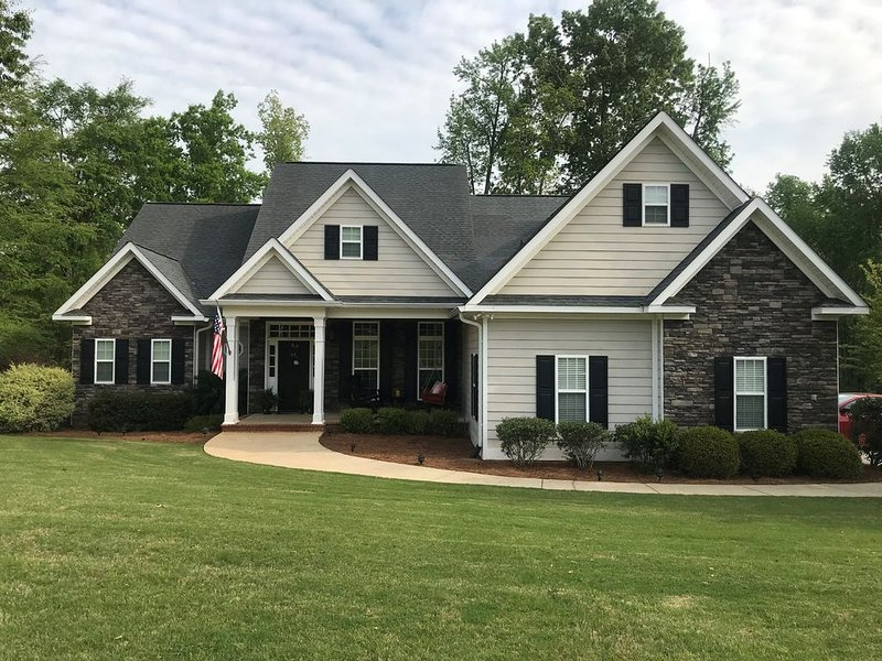 Great Master's Rental in Evans GA *April 2021, holiday rental in Evans