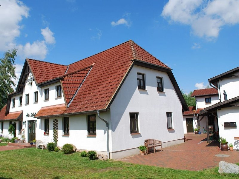 Elegant Mansion in Barlin with Swimming Pool, holiday rental in Demmin