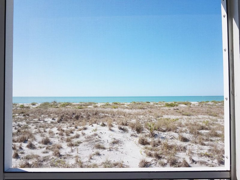 So very Close to the Gulf of Mexico