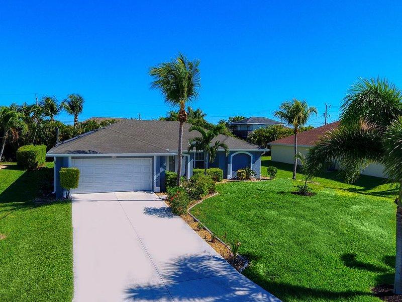 Summer Breeze - 2020 komplett renovierte Villa im Süden von Cape Coral, aluguéis de temporada em Cape Coral