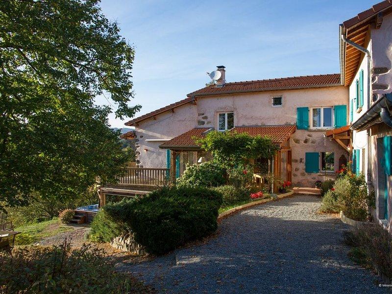Gite dans ancienne ferme vinicole réhabilitée, holiday rental in Saint-Jean-Saint-Maurice-sur-Loire