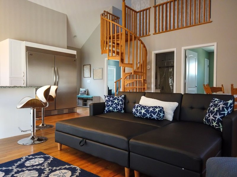 CAN'T DORM ON CAMPUS OR JUST WANT TO ESCAPE THE CITY?FALL/WINTER RENTAL PARADISE, alquiler de vacaciones en Seaside Park