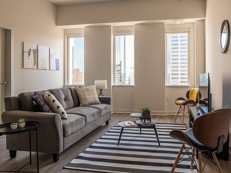 Desirable Kansas City Apartment with City Views, location de vacances à Kansas City