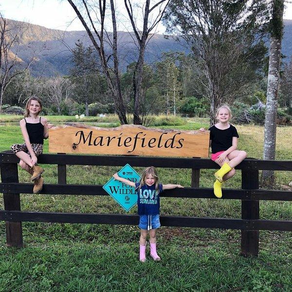Mariefields Homestead-  Animals, Birds ,Wildlife ,Rainforest & Par 3 Golf, holiday rental in Lamington National Park