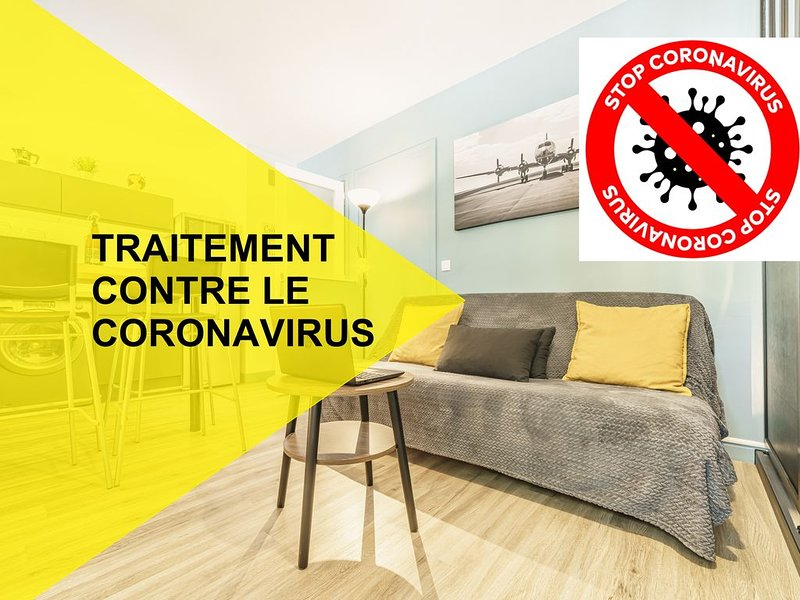 Studio 108 ★ CHAMBERY CENTRE ★  STATIONNEMENT ★ GARE, vacation rental in Chambery