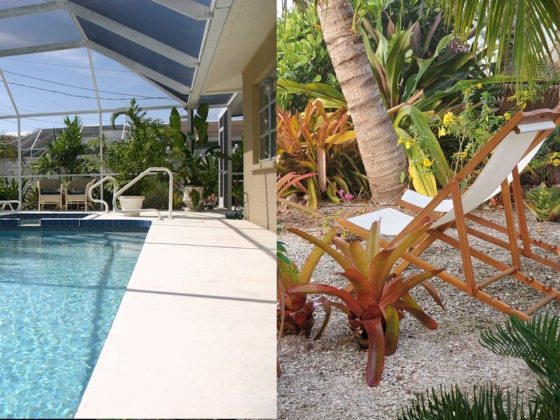 Tropical Oasis Minutes to Beach, Walking Distance to Shopping and Dearborn St., holiday rental in Englewood