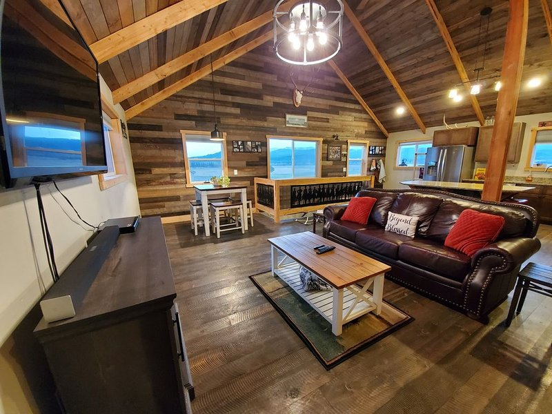 Mountain Traveler Ranch, location de vacances à Kalispell