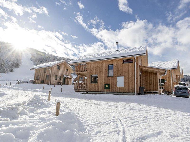 Charming Chalet in Sankt Georgen ob Murau on Ski Slopes, aluguéis de temporada em Sankt Lorenzen ob Murau