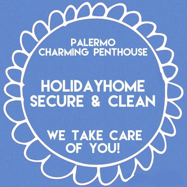 Palermo Charming Penthouse - We Take Care of You!, location de vacances à Palermo