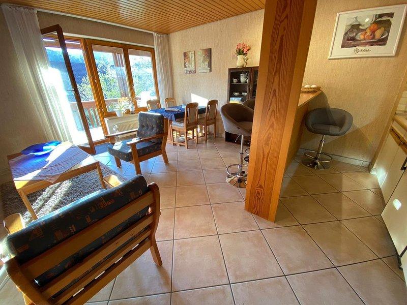 Schöne 2 Zimmer Ferienwohnung in Todtmoos zu vermieten, alquiler vacacional en Todtmoos