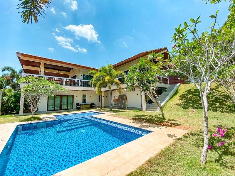 Aonanta Pool Villa by Aonanta Group, holiday rental in Pak Nam