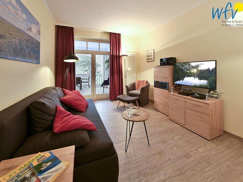 Komplett renoviert und neu möbliert!, holiday rental in Ostseebad Binz