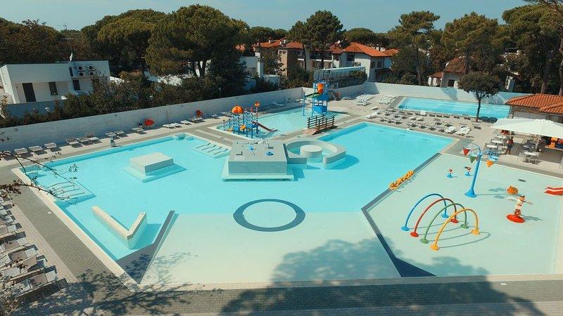 Ferienwohnung - 4 Personen*, 32m² Wohnfläche, 1 Schlafzimmer, Internet/WIFI, vacation rental in Porto Garibaldi