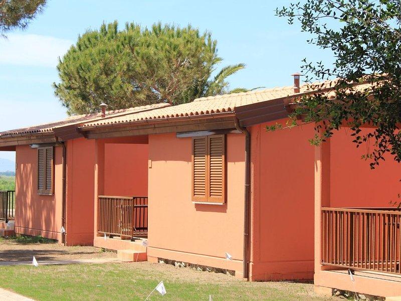 Ferienhaus - 5 Personen*, 40m² Wohnfläche, 1 Schlafzimmer, Internet/WIFI, holiday rental in Pescia Romana