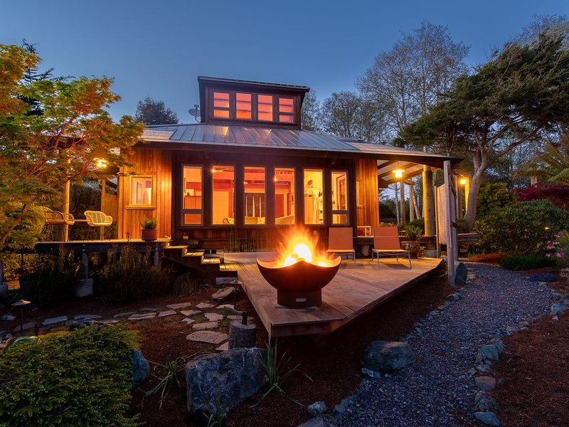 Tranquil Zen Jewel Sanctuary, location de vacances à Mendocino County