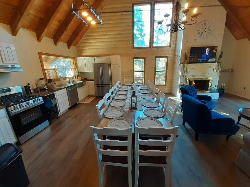 Amazing Forest View Cabin, holiday rental in Cloudcroft