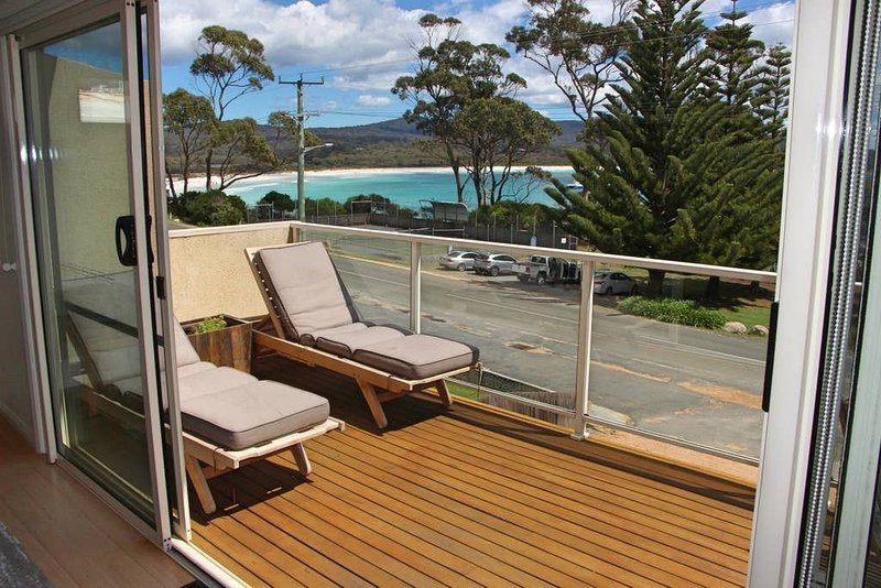 Quarterdeck Apartment, casa vacanza a Ansons Bay