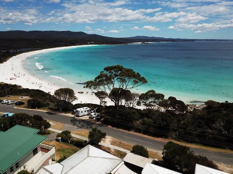SEAHOUSE Binalong Bay Beach, casa vacanza a Ansons Bay