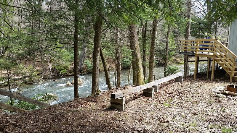 Getaway on the River, vacation rental in Buckhannon