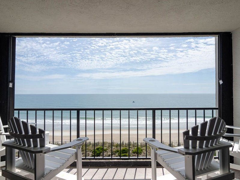 Newly renovated condo in the heart of Wrightsville Beach!, holiday rental in Wrightsville Beach