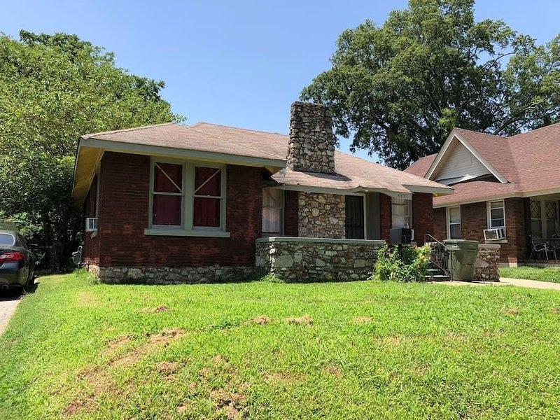 Willett Home, a Quiet Getaway, Ferienwohnung in Memphis