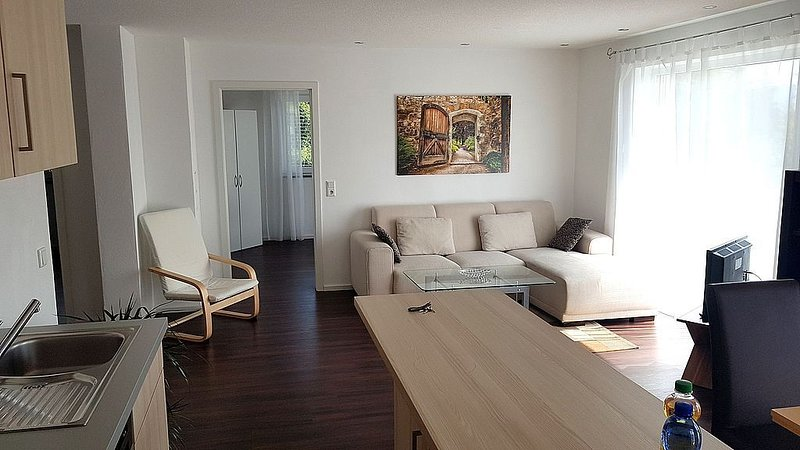 Ferienwohnung, 82 qm, 2 Schlafzimmer, max. 4 Personen, holiday rental in Steckborn