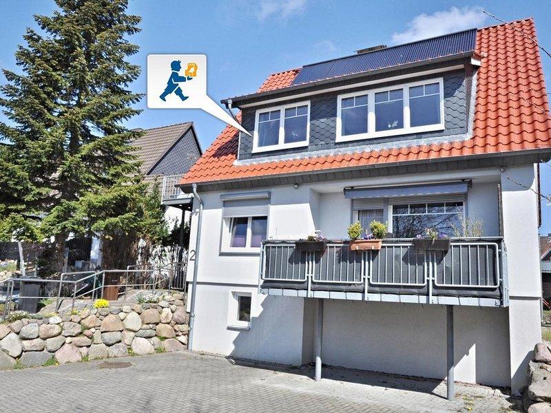 Modern eingerichtet in sehr ruhiger Lage, holiday rental in Kiel