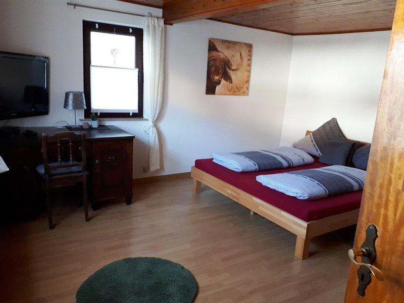 Ferienwohnung mit 60qm, 1 Schlafzimmer für max. 3 Personen, holiday rental in Oberleichtersbach