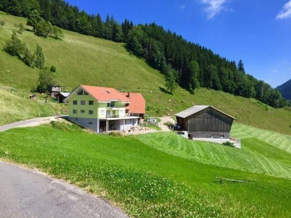 Ferienwohnung Flühli LU für 5 Personen mit 2 Schlafzimmern - Ferienwohnung in Ba, casa vacanza a Schangnau