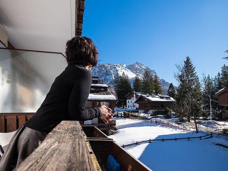Cortina, solo 5 minuti a piedi dal centro!, alquiler de vacaciones en Misurina