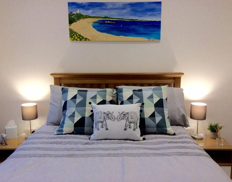 Boscombe home from home, holiday rental in West Parley