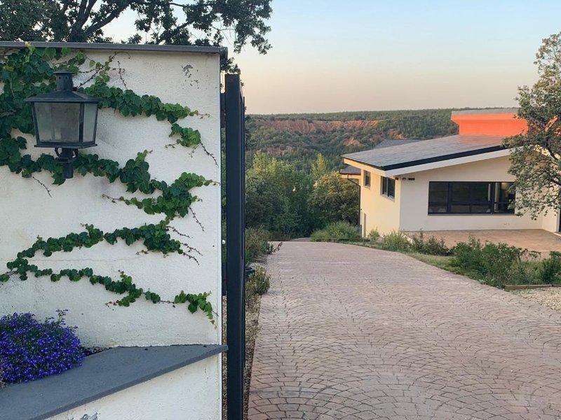 Finca rural El Aledo, ideal grupos, vakantiewoning in Riaza