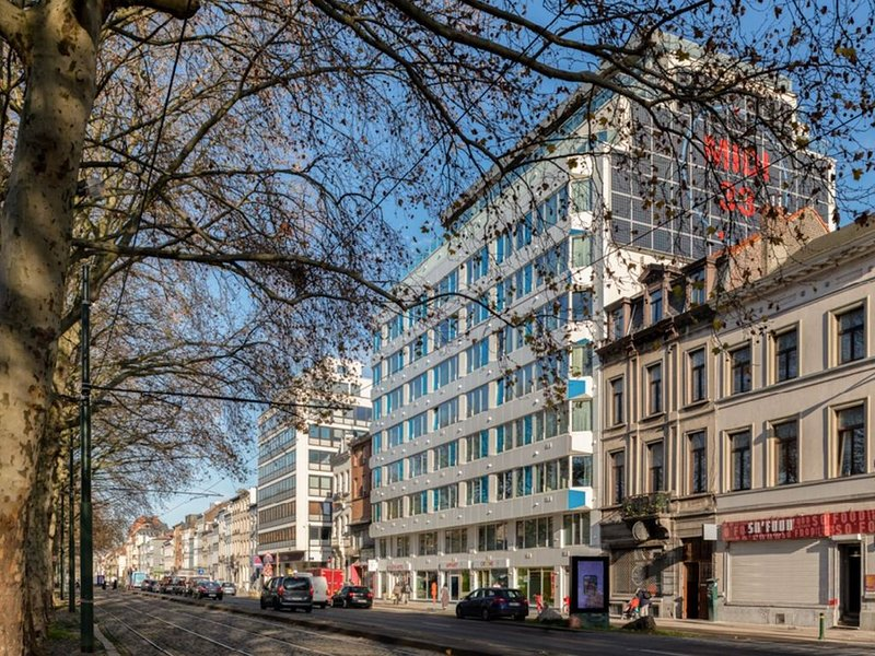 Complexe d'appartements avec service hôtelier, vacation rental in Anderlecht