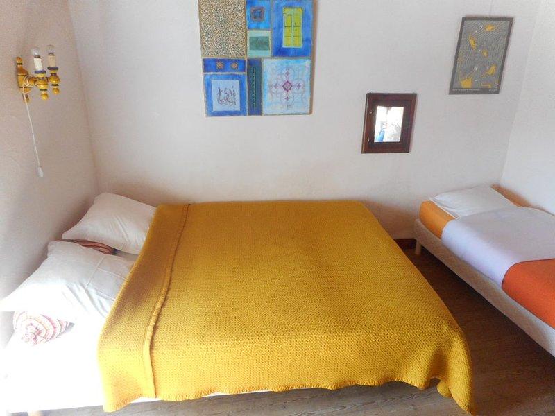 Chambre d'hôtes 'L'annexe', un havre de paix à quelques pas de la plage, holiday rental in Saint Clement des Baleines
