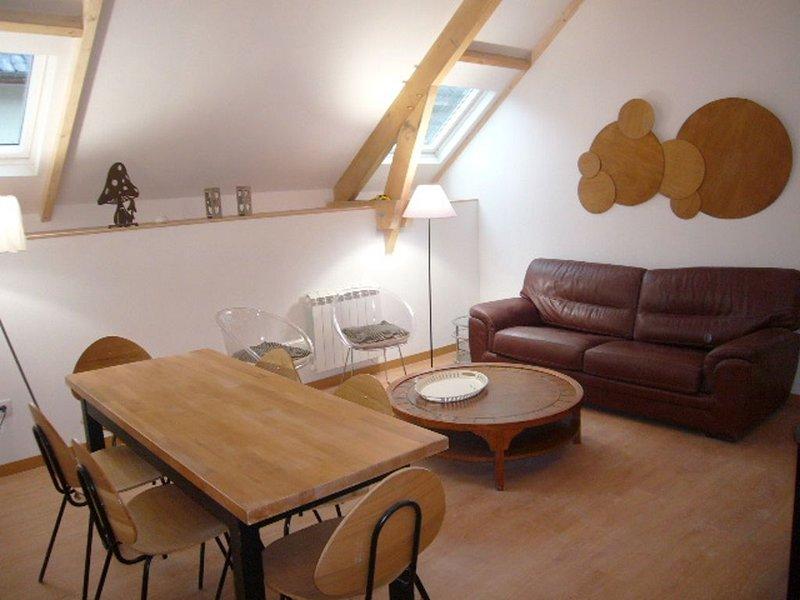 Nouvelle annonce! Trés bel appartement 6 personnes centre Bareges, vacation rental in Bareges