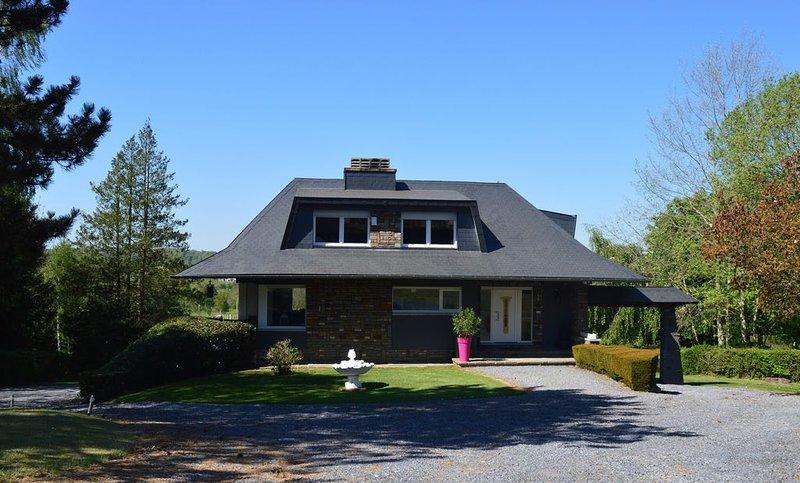 Maison de vacances en plein cœur des Ardennes, holiday rental in Aywaille