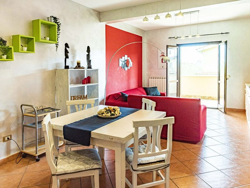 Relax apartment ladispoli, holiday rental in Passo Oscuro