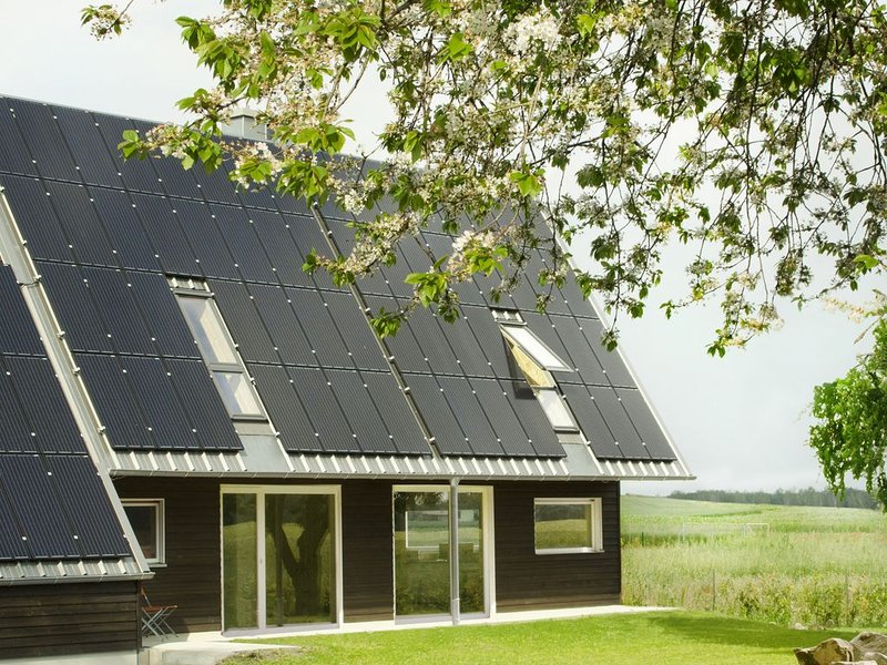 Ferien-Ökohaus Solar-Ligna, vacation rental in Neubrandenburg